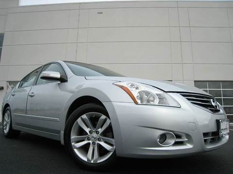 2012 Nissan Altima for sale at Chantilly Auto Sales in Chantilly VA