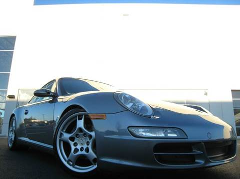 2005 Porsche 911 for sale at Chantilly Auto Sales in Chantilly VA