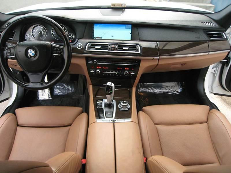2011 Bmw 7 Series 750Li 4dr SedanM PKGCLEAN CARFAX In