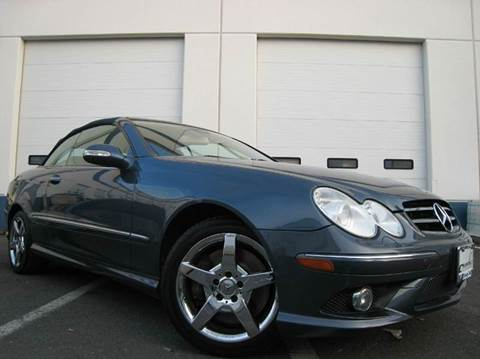2007 Mercedes-Benz CLK for sale at Chantilly Auto Sales in Chantilly VA