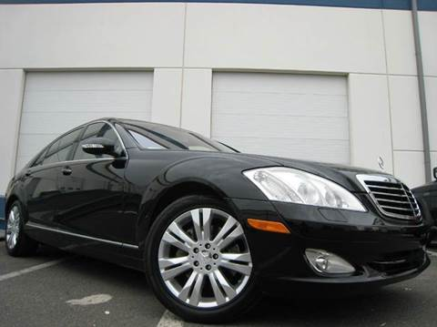 2008 Mercedes-Benz S-Class for sale at Chantilly Auto Sales in Chantilly VA