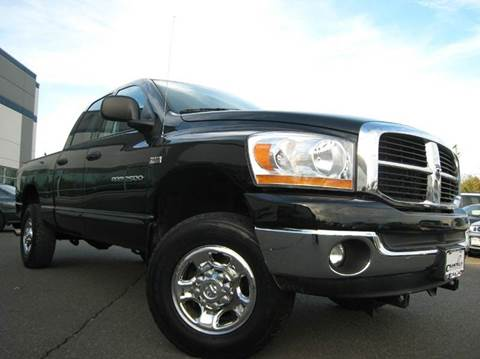 2006 Dodge Ram Pickup 2500 for sale at Chantilly Auto Sales in Chantilly VA