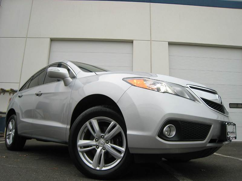 2013 Acura RDX for sale at Chantilly Auto Sales in Chantilly VA