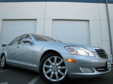 2007 Mercedes-Benz S-Class for sale at Chantilly Auto Sales in Chantilly VA