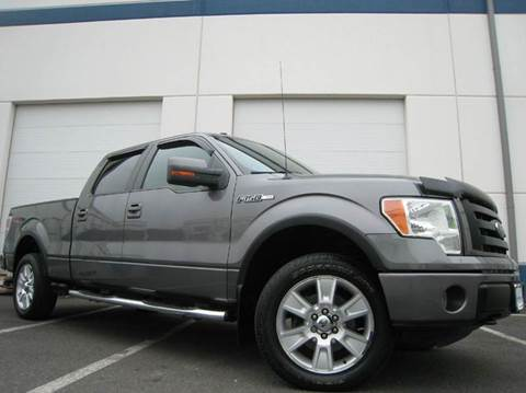 2010 Ford F-150 for sale at Chantilly Auto Sales in Chantilly VA