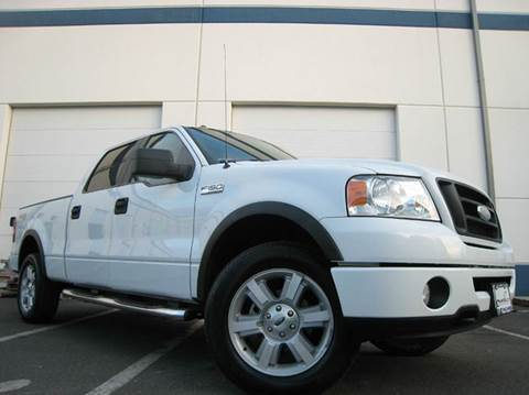 2006 Ford F-150 for sale at Chantilly Auto Sales in Chantilly VA