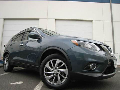 2014 Nissan Rogue for sale at Chantilly Auto Sales in Chantilly VA