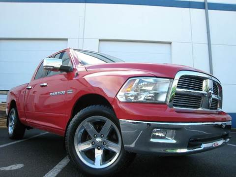 2011 RAM Ram Pickup 1500 for sale at Chantilly Auto Sales in Chantilly VA