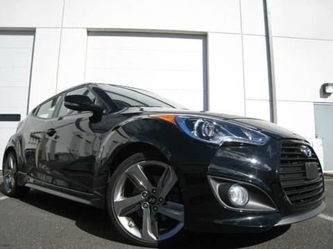 2013 Hyundai Veloster Turbo for sale at Chantilly Auto Sales in Chantilly VA