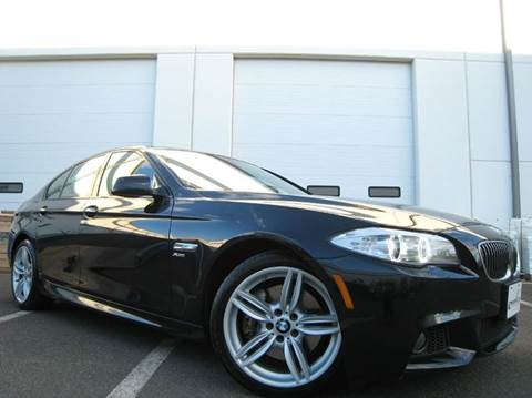 2012 BMW 5 Series for sale at Chantilly Auto Sales in Chantilly VA