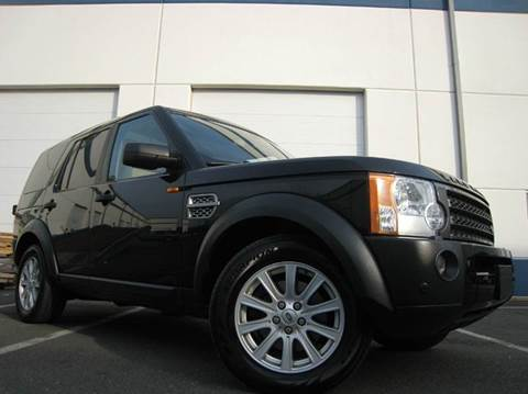 2007 Land Rover LR3 for sale at Chantilly Auto Sales in Chantilly VA