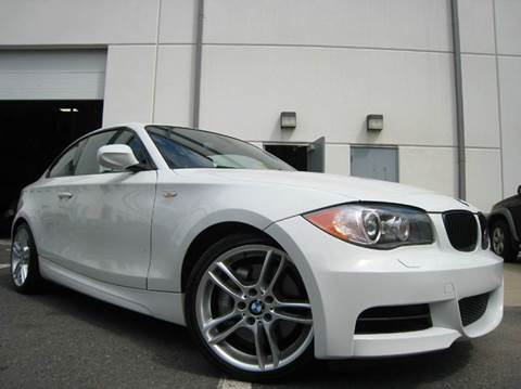 2011 BMW 1 Series for sale at Chantilly Auto Sales in Chantilly VA