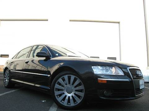 2007 Audi A8 L for sale at Chantilly Auto Sales in Chantilly VA