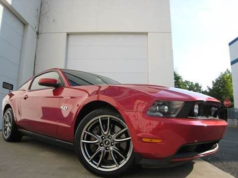 2012 Ford Mustang for sale at Chantilly Auto Sales in Chantilly VA