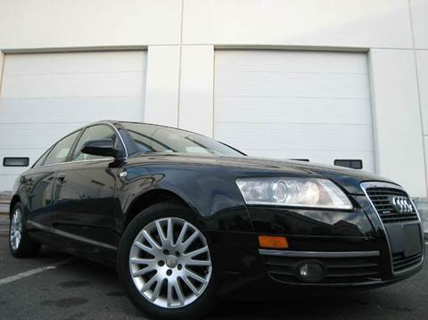 2006 Audi A6 for sale at Chantilly Auto Sales in Chantilly VA