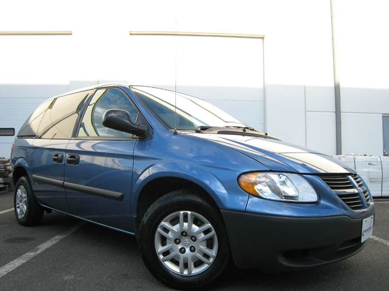 2007 Dodge Caravan for sale at Chantilly Auto Sales in Chantilly VA