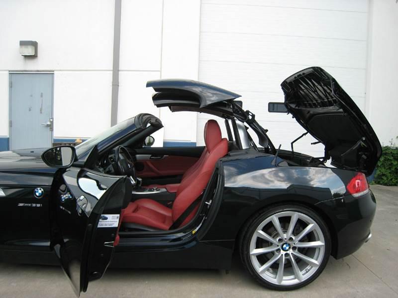 2010 Bmw Z4 sDrive35i 2dr Convertible In Chantilly VA - Chantilly ...
