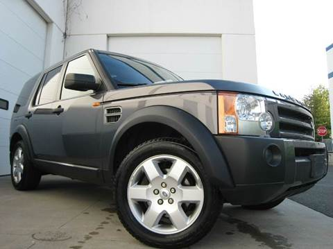 2005 Land Rover LR3 for sale at Chantilly Auto Sales in Chantilly VA