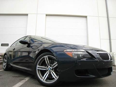 2007 BMW M6 for sale at Chantilly Auto Sales in Chantilly VA