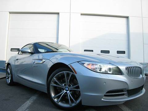 2014 BMW Z4 for sale at Chantilly Auto Sales in Chantilly VA
