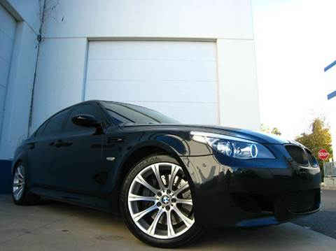 2007 BMW M5 for sale at Chantilly Auto Sales in Chantilly VA
