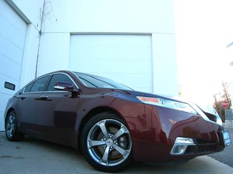 2009 Acura TL for sale at Chantilly Auto Sales in Chantilly VA