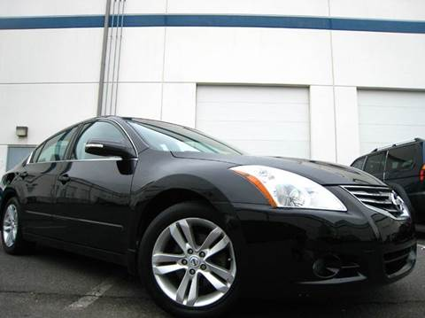 2010 Nissan Altima for sale at Chantilly Auto Sales in Chantilly VA