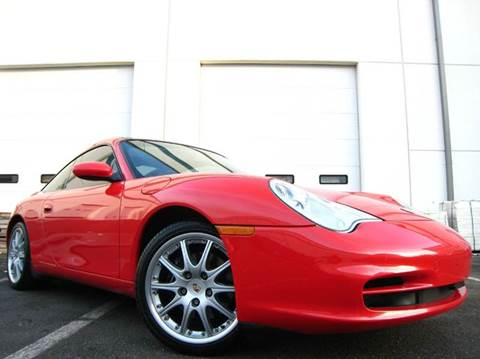 2003 Porsche 911 for sale at Chantilly Auto Sales in Chantilly VA