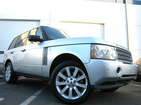 2006 Land Rover Range Rover for sale at Chantilly Auto Sales in Chantilly VA