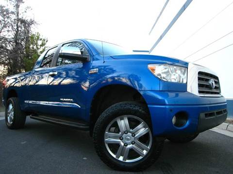 2008 Toyota Tundra for sale at Chantilly Auto Sales in Chantilly VA