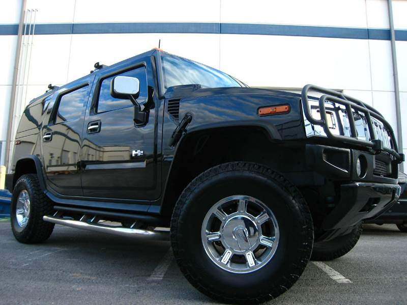 2003 HUMMER H2 for sale at Chantilly Auto Sales in Chantilly VA