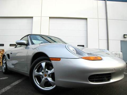 2002 Porsche Boxster for sale at Chantilly Auto Sales in Chantilly VA