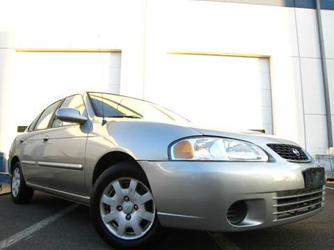 2002 Nissan Sentra for sale at Chantilly Auto Sales in Chantilly VA
