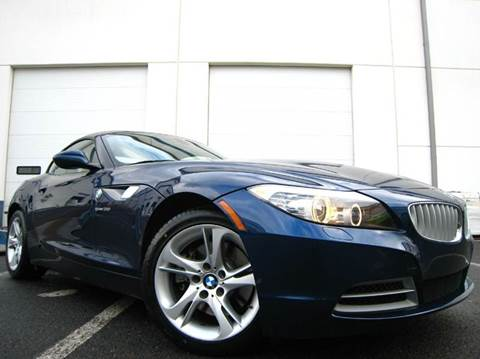 2009 BMW Z4 for sale at Chantilly Auto Sales in Chantilly VA