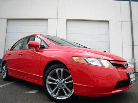2008 Honda Civic for sale at Chantilly Auto Sales in Chantilly VA