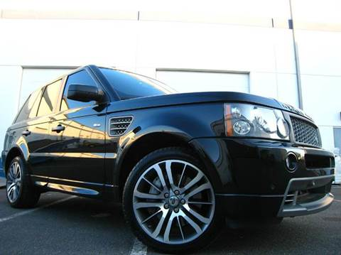 2009 Land Rover Range Rover Sport for sale at Chantilly Auto Sales in Chantilly VA