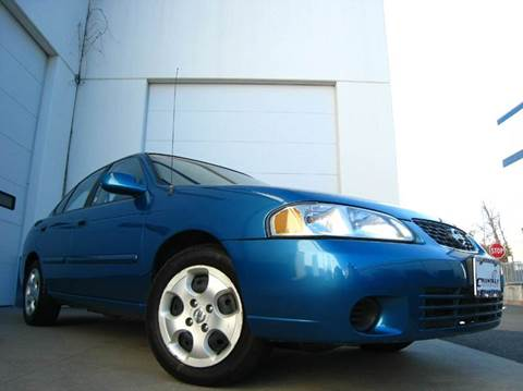 2003 Nissan Sentra for sale at Chantilly Auto Sales in Chantilly VA