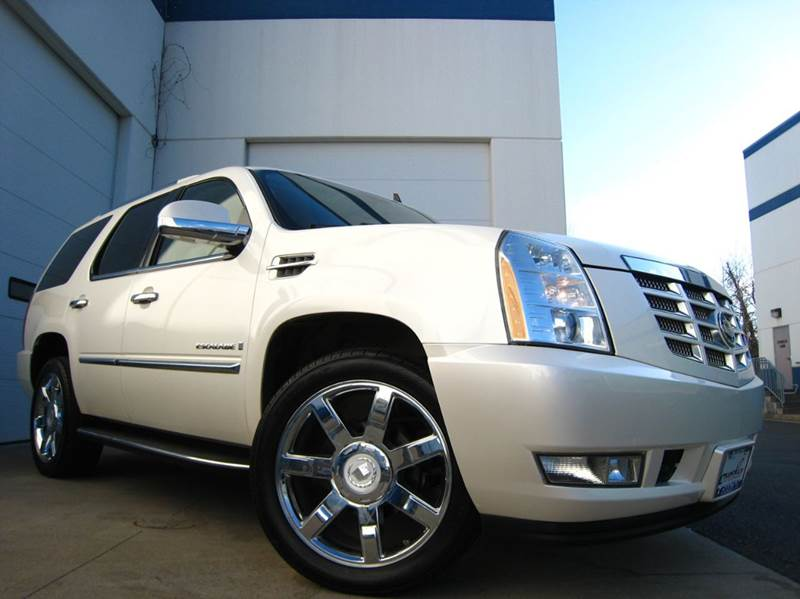 2007 Cadillac Escalade for sale at Chantilly Auto Sales in Chantilly VA