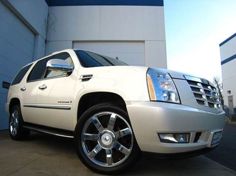 2007 Cadillac Escalade for sale at Chantilly Auto Sales in Chantilly VA