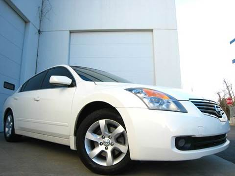 2009 Nissan Altima for sale at Chantilly Auto Sales in Chantilly VA