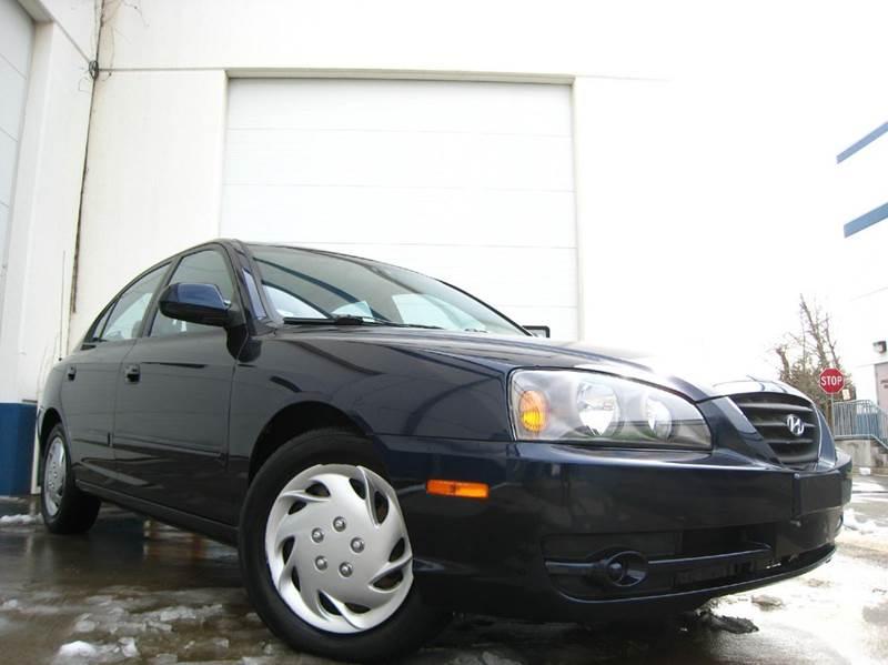2005 Hyundai Elantra for sale at Chantilly Auto Sales in Chantilly VA