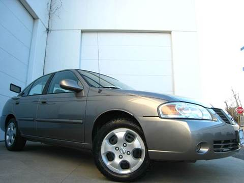 2004 Nissan Sentra for sale at Chantilly Auto Sales in Chantilly VA