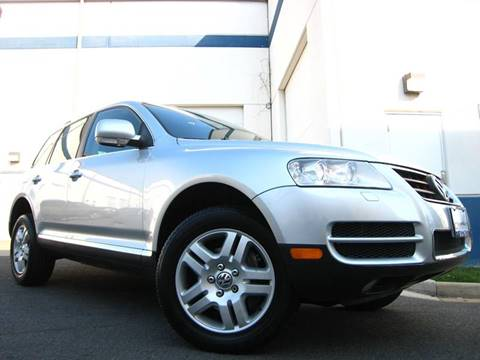 2005 Volkswagen Touareg for sale at Chantilly Auto Sales in Chantilly VA