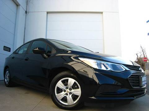 2016 Chevrolet Cruze for sale at Chantilly Auto Sales in Chantilly VA
