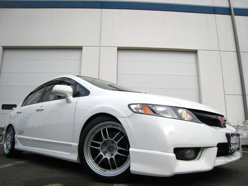 2009 Honda Civic Si 4dr Sedan   Chantilly VA