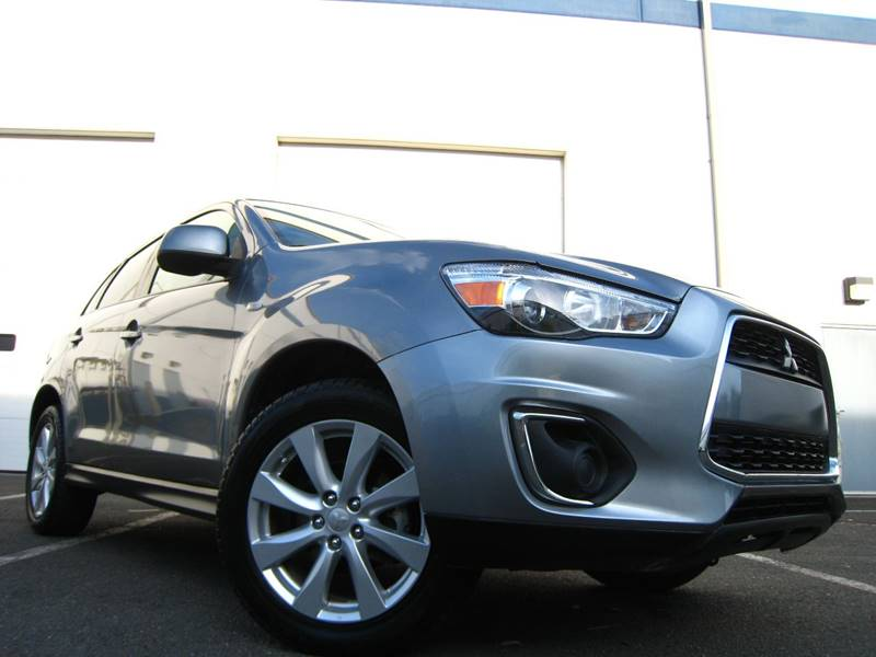 2014 Mitsubishi Outlander Sport for sale at Chantilly Auto Sales in Chantilly VA