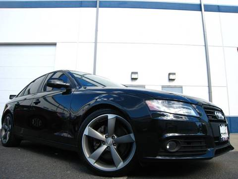 2011 Audi A4 for sale at Chantilly Auto Sales in Chantilly VA