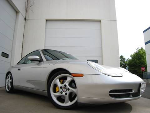2000 Porsche 911 for sale at Chantilly Auto Sales in Chantilly VA