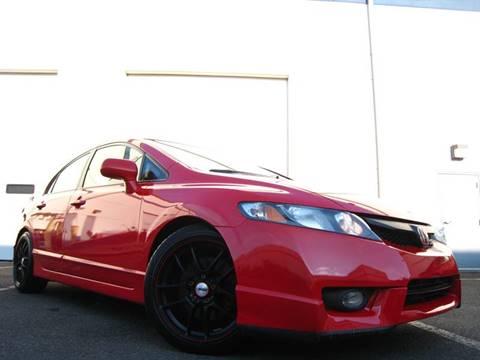 2009 Honda Civic for sale at Chantilly Auto Sales in Chantilly VA