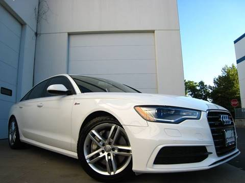 2012 Audi A6 for sale at Chantilly Auto Sales in Chantilly VA